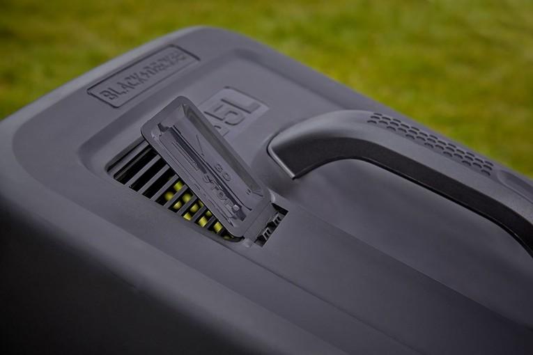 Tondeuse électrique filaire — Black+ Decker EMAX32