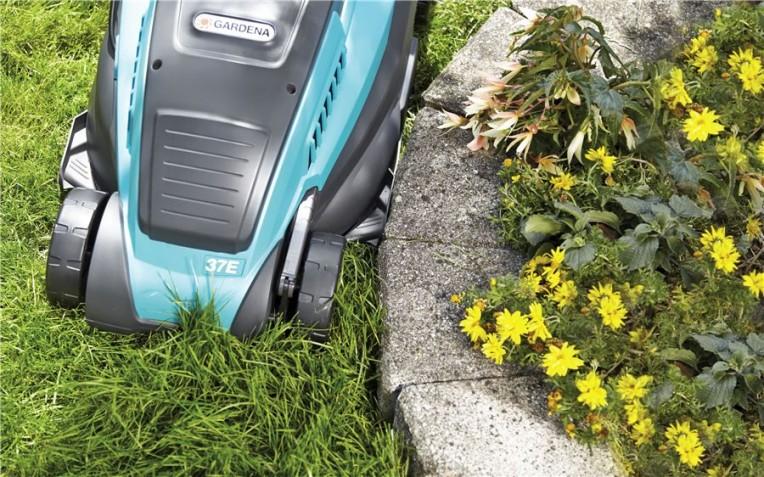Tondeuse électrique filaire – Gardena 04075-20 PowerMax 37E